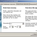 Recover MS Word and MS Excel password Easily