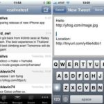 Imageshack Introduces a Twitter Tool for iPhone