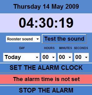 alarmstop