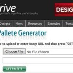 CSSdrive Provides an Easy way to Extract Colors Online