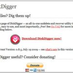 DiskDigger: All in One Undelete and Recovery Utilities