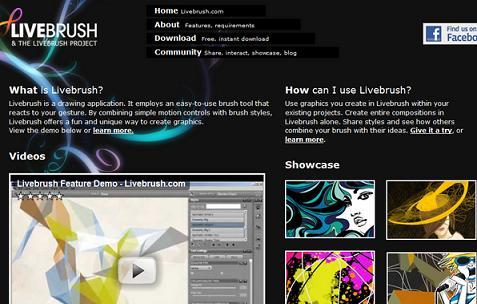 livebrush