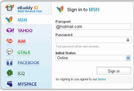 Top 7 Web Based Instant Messengers   Techtites