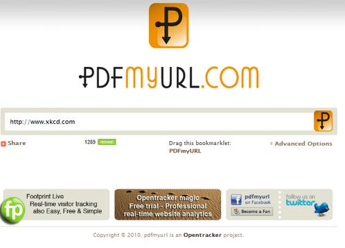 How To Convert Webpages Into PDFs In Seconds