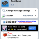 How To Change System Fonts In iPhone And iPod