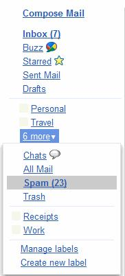 How To Create and use Nested Labels In Gmail