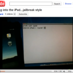 Jailbreaking iPad with Spirit