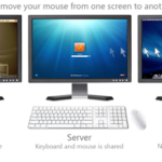 Use Same Keyboard/Mouse On As Many Computers As You Like