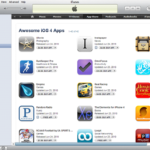 Get Awesome iOS 4 Apps  From iTunes
