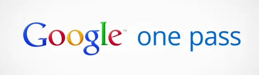 Google-One-Pass