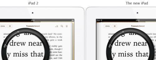 iPad 2 vs. iPad 3