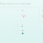 WordPress Admin Icons Template