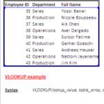 Excel Tutorial: VLOOKUP primer