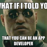 How to not be a noob at app development