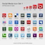 Featured: Free social media icon pack