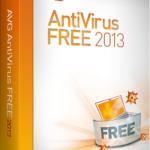 AVG releases AVG Free 2013