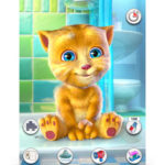 Fun app for Android and iOS: Talking Ginger