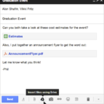 Now send up to 10GB attachments with Gmail