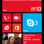 Skype releases a preview of its Windows Phone 8 app
