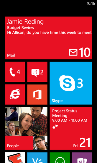 Skype for Windows Phone 8