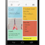 Google adds Google Keep