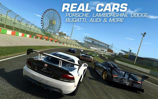 Real Racing 3 - Real Cars