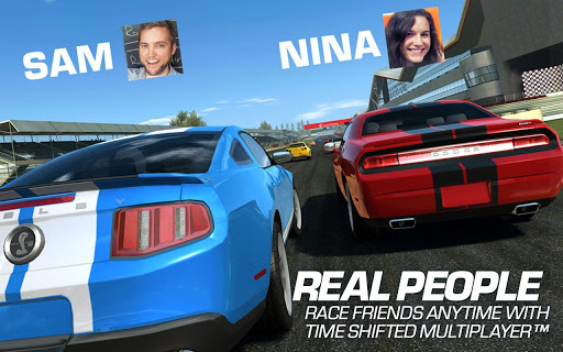 Real Racing 3 - Real People