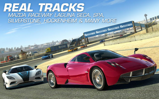 Real Racing 3 - Real Tracks
