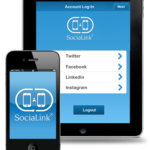 Connect with your friends using SociaLink