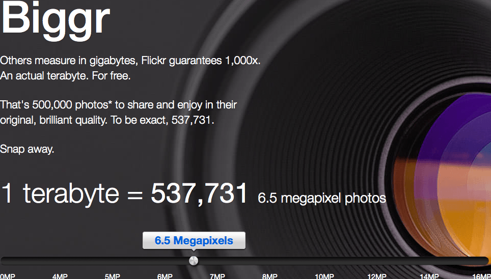 Flickr - 1terabyte