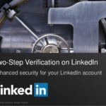 LinkedIn adds Two Step Verification