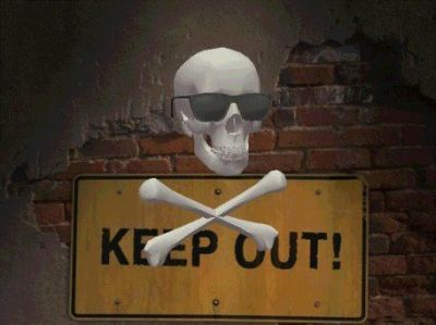 My Private Blog - KEEP OUT!