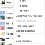 How to switch from Hangouts to old Google Chat