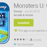 Featured Game: Monsters U: Catch Archie