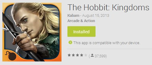 The Hobbit - Kingdoms