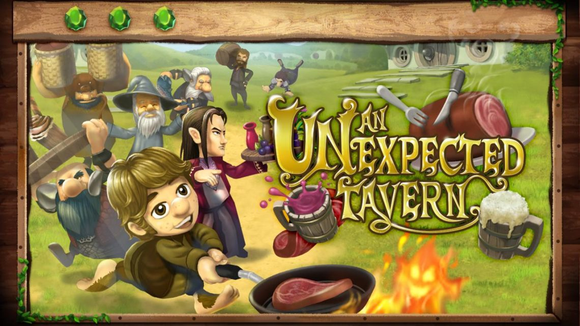 An Unexpected Tavern
