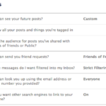 Facebook Privacy: Stop search engines linking to your timeline