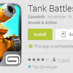 Game for the weekend: Tank Battles