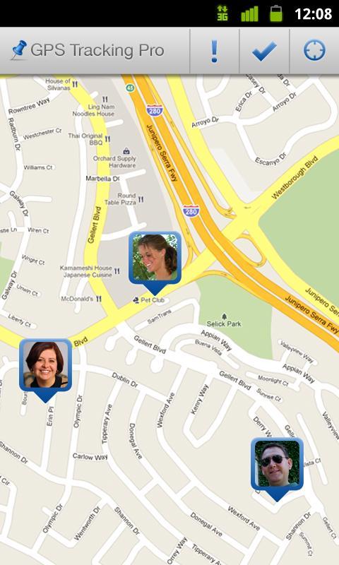 GPS Location Tracker