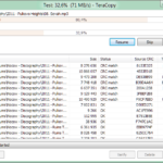 Speed up copying files on Windows with TeraCopy