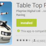 Game for the Weekend: Table Top Racing