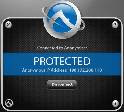 anonymizer universal