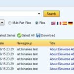 Binverse – your one stop shop for all things Usenet