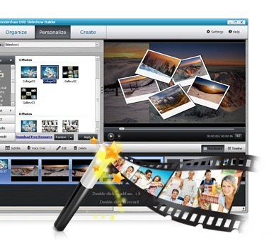 Get DVD Slideshow Builder Standard FREE this Mother's Day