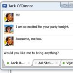 Chat with your Facebook friends with Facebook Messenger