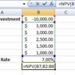 Goal Seek in Microsoft Excel