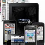 Read over 2,100 newspapers on your iPad 3 with PressReader