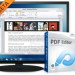 Wondershare PDF Editor Beta For Free In 100 Days