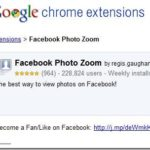 Hover Mouse Pointer To A Photograph Thumbnail To View Full Size In Facebook