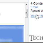 Merge your Gmail Contacts